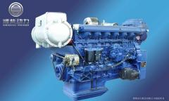 潍柴WP12C系列船用柴油机