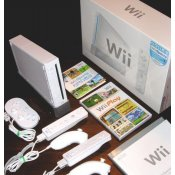 Nintendo Wii Game Console