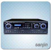 Professional Karaoke Amplifier With MP3