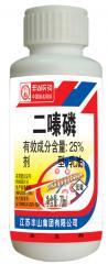 25%二嗪磷乳油