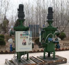 自动滤水器/全自动旋转反冲洗式工业滤水器