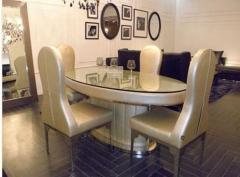 Furniture for dining rooms