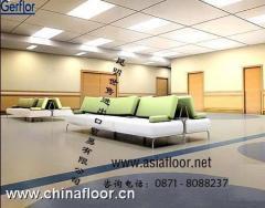 云南PVC塑胶地板 云南幼儿园地板 云南卡通地板