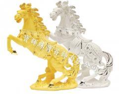 BHL012-L金银双马
