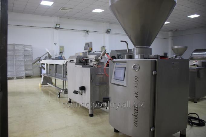 meat_processing_machine_of_sausage_vacuum_filler
