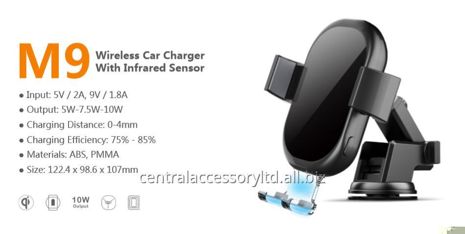 m9_wireless_car_fast_charger_supplier_iphone