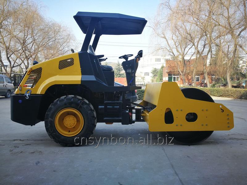 single_drum_vibratory_roller_4ton_sy402s