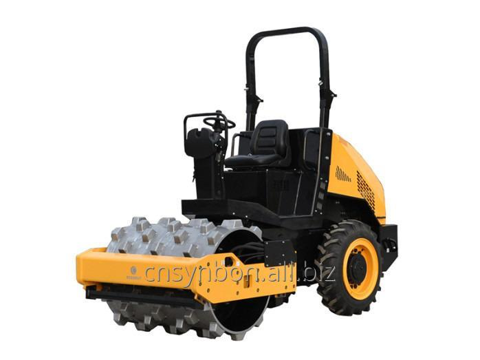 single_drum_road_roller_sy302s