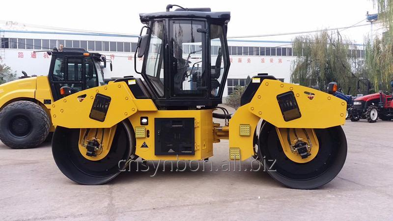 hydraulic_double_drum_double_wheel_drive_vibratory