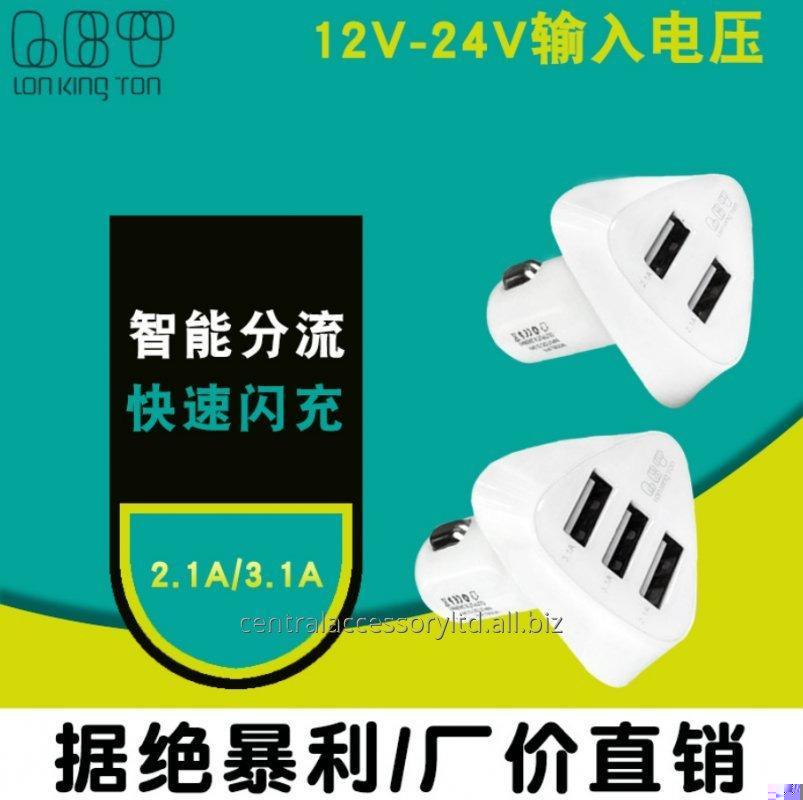 816_83a_three_usb_car_mobile_charger_supplier