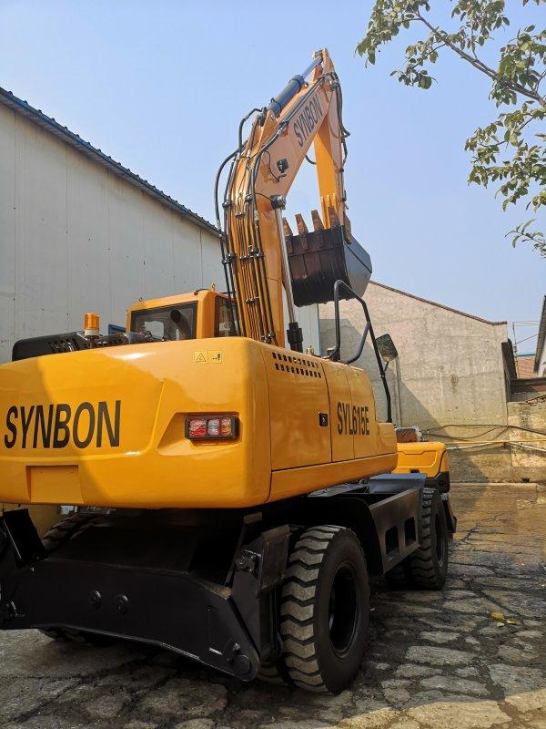 synbon_135ton_wheel_excavator_syl615e_with_best