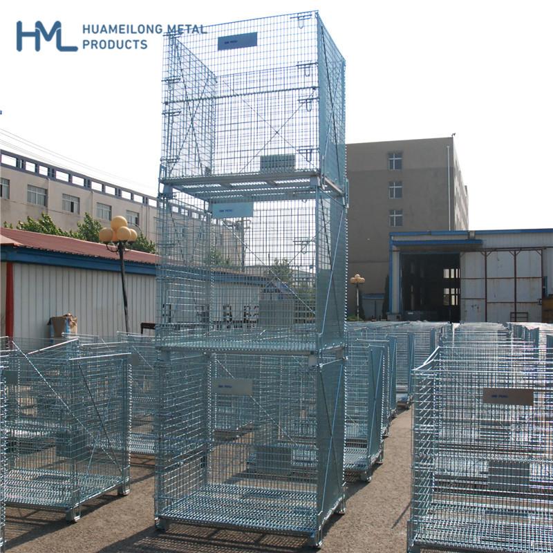 hml_w10_warehouse_pet_preform_storage_foldable