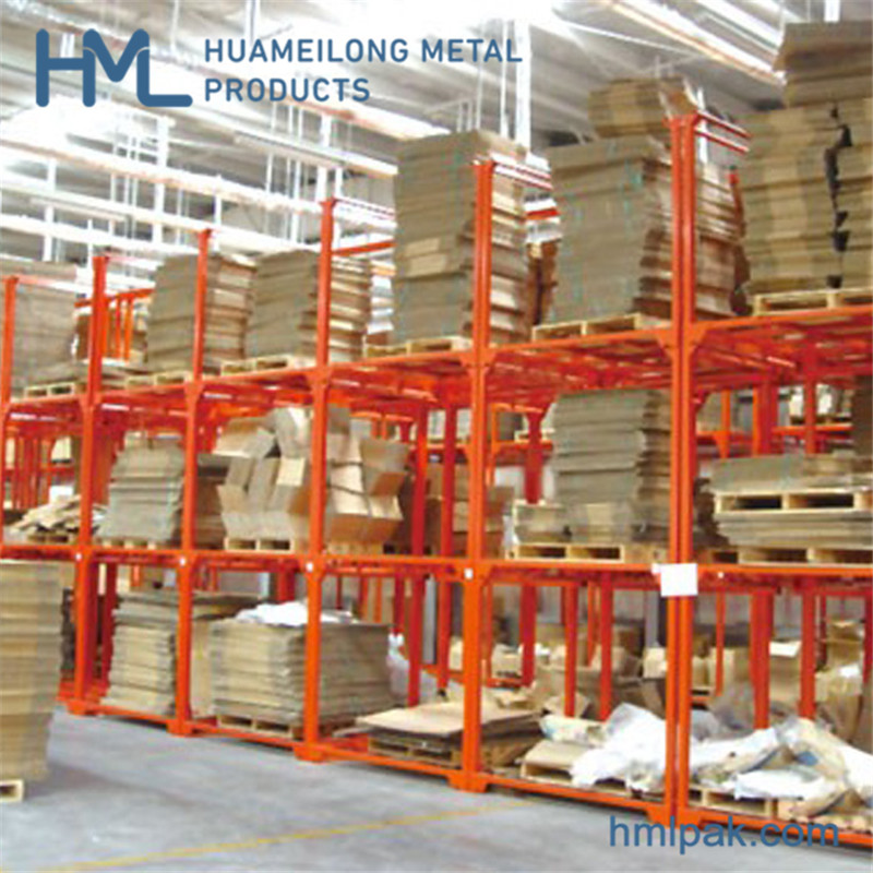 low_price_welded_warehouse_foldable_portable_steel