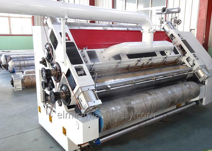 single_corrugating_machine