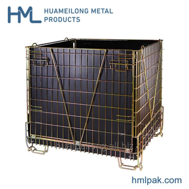 demountable_collapsible_metal_steel_pallet_box_for