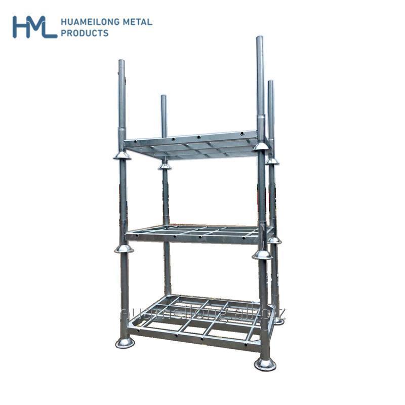 customised_warehouse_cargo_storage_post_pallet