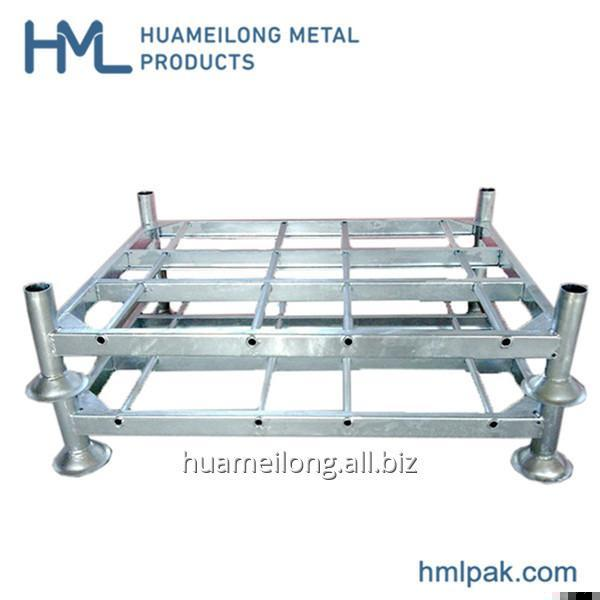 hml_high_quality_hot_dip_galvanized_steel_pipe