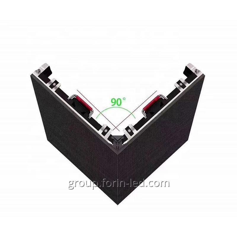 led_screen_rectangular_post_under_order_90_degrees