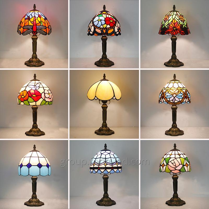 tiffany_stained_glass_bedside_table_lamps