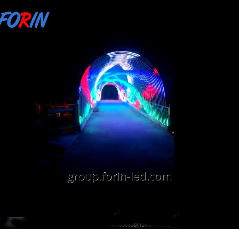 led_dynamic_installation_arch_from_china