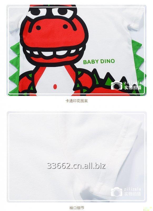 childrens_short_sleeve_cotton_t_shirt_size_90