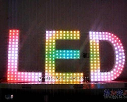 custom_rgb_led_pixel_signs_china_factory