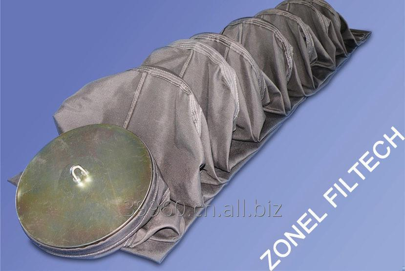 fiber_glass_filter_fabric_and_filter_bag_for_dust