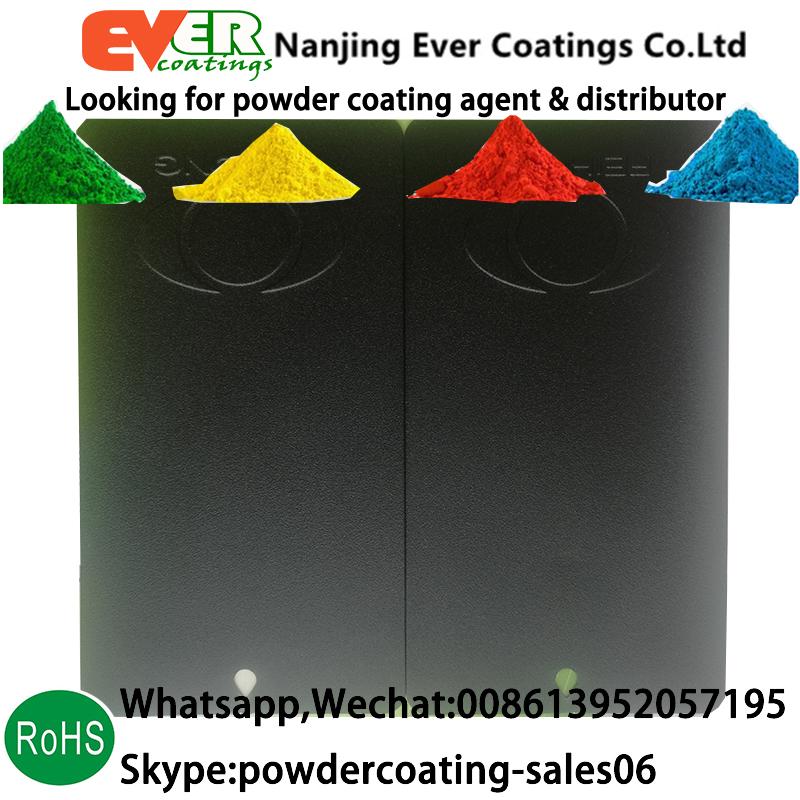 metal_electrostatic_spray_sand_texture_powder