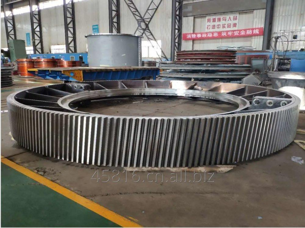 ball_mill_drive_s45c_casting_steel_custom_outer