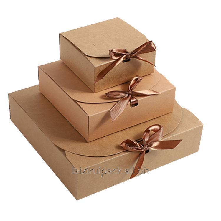 custom_flip_over_kraft_gift_box_with_ribbon_in