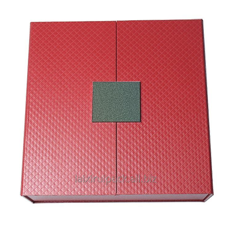 luxury_red_and_black_fancy_paper_rigid_cardboard