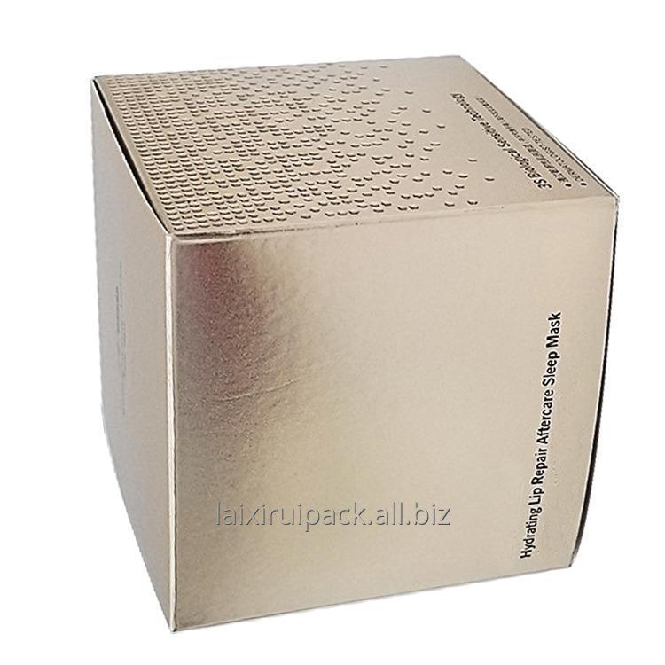 luxury_silver_fancy_paper_die_cut_cosmetic