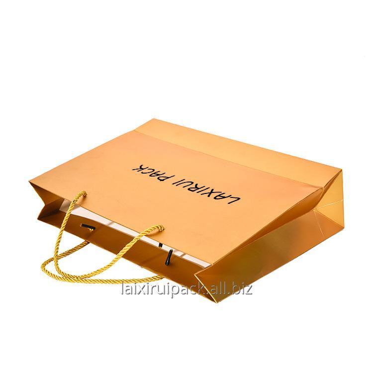 custom_luxury_gold_color_fancy_paper_bag_for_tea