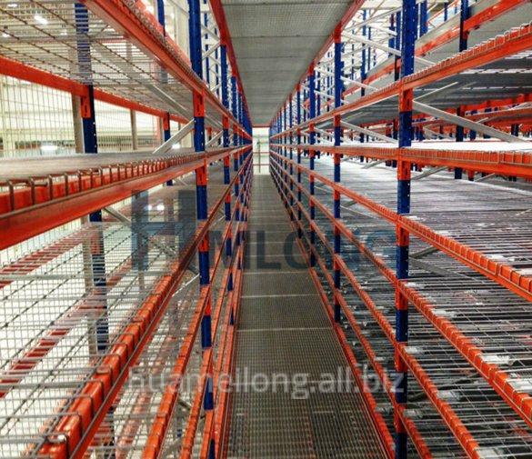 warehouse_welding_steel_wire_mesh_deck_shelf