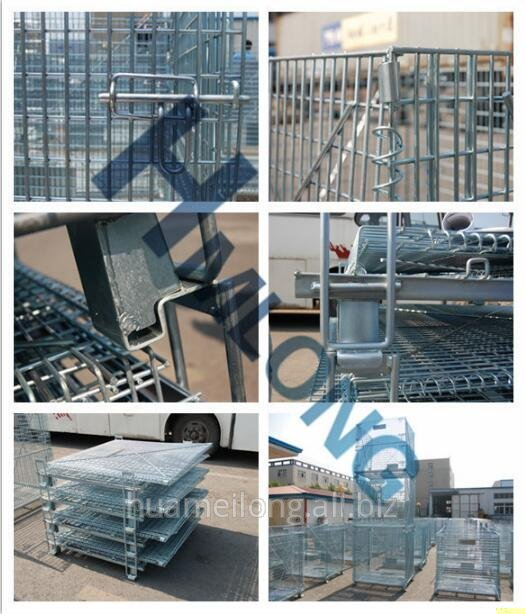 w_10_warehouse_foldable_galvanized_wire_mesh