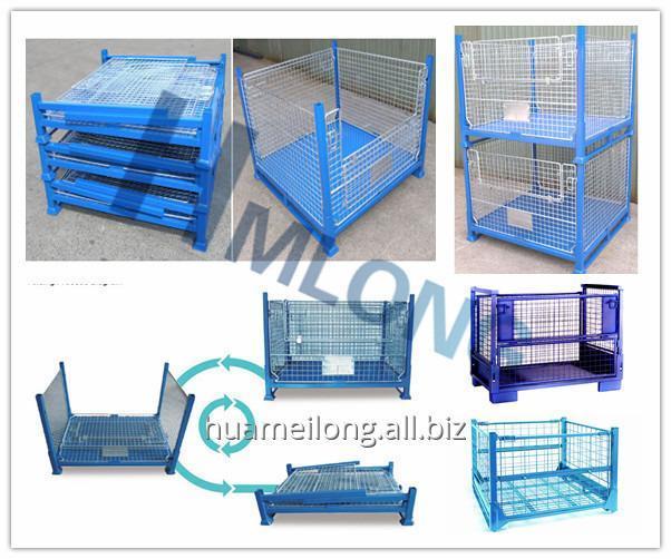 bem_industrial_stackable_metal_foldable_cage