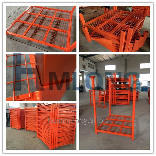 hml6060_heavy_duty_stacking_metal_storage_tire