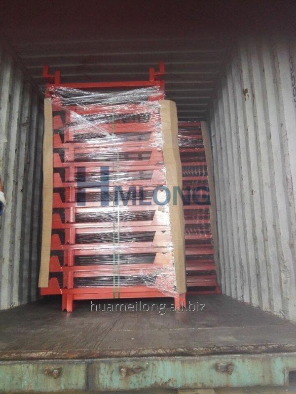 nestainer_galvanized_steel_warehouse_stacking_rack
