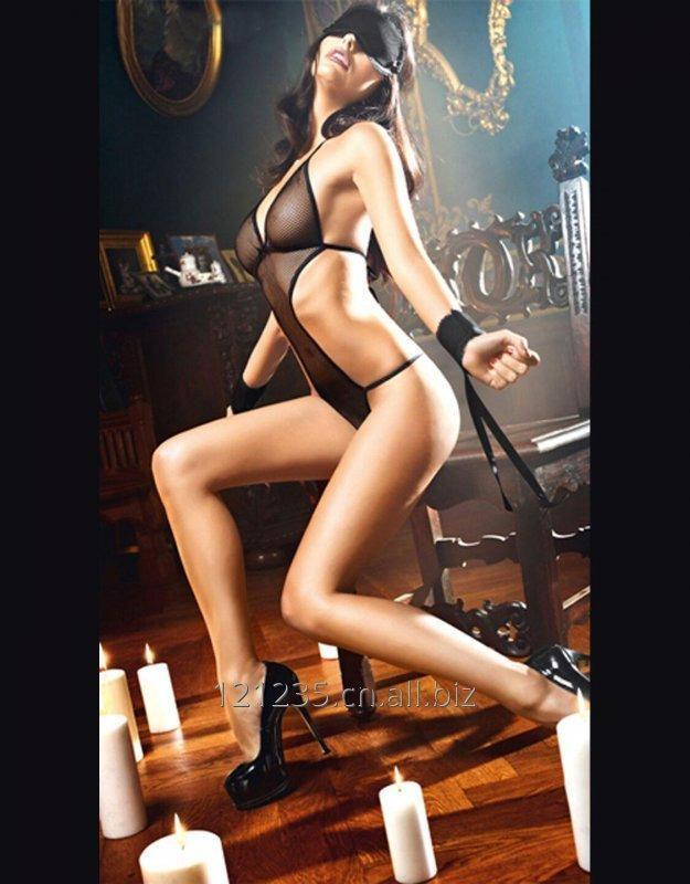 super_sexy_women_black_multi_cut_teddy_lingerie