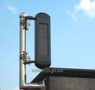 break_beam_system_solar_powered_wireless_security