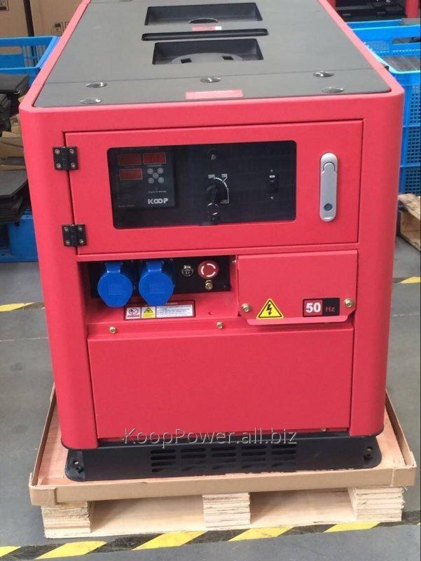 Koop Diesel Generator KDF16000Q 16kva buy in Changzhou
