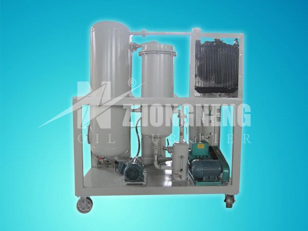 zhongneng_vacuum_lubricating_oil_purifier_series