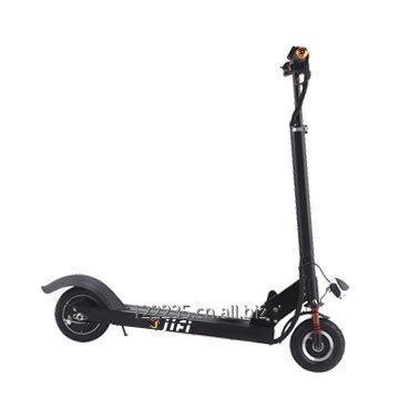folding_electric_kick_scooter_with_seat_and_lcd