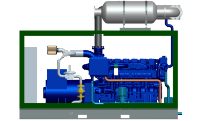 300kw_yuchai_engine_gas_generator