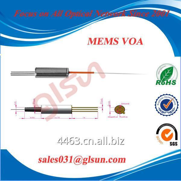 glsun_mems_voa_variable_optical_attenuator