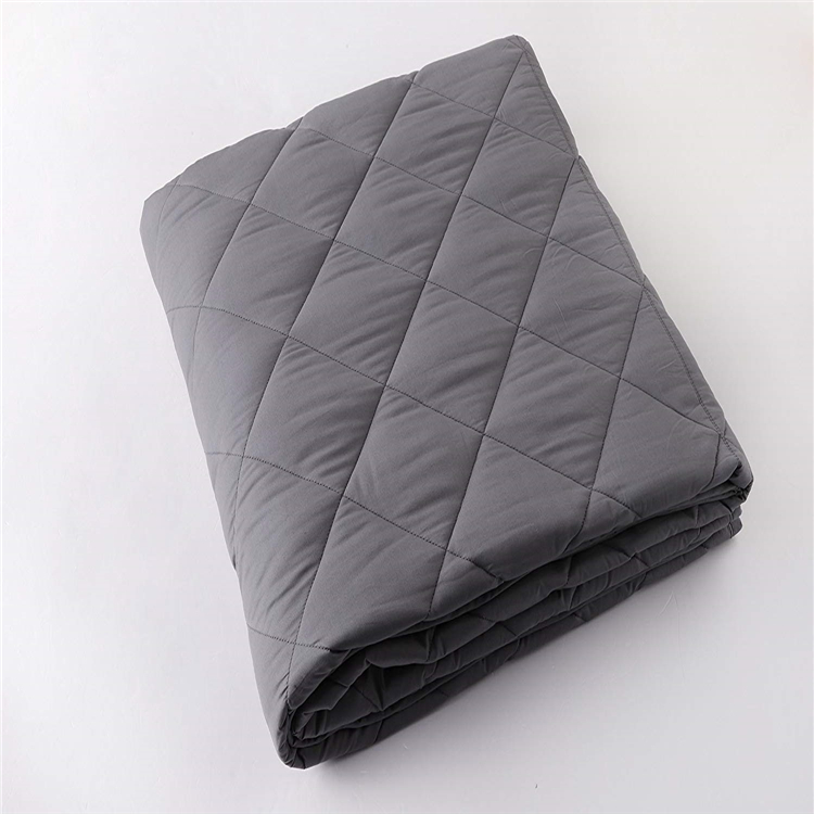 customize_pure_natural_cotton_weighted_blanket