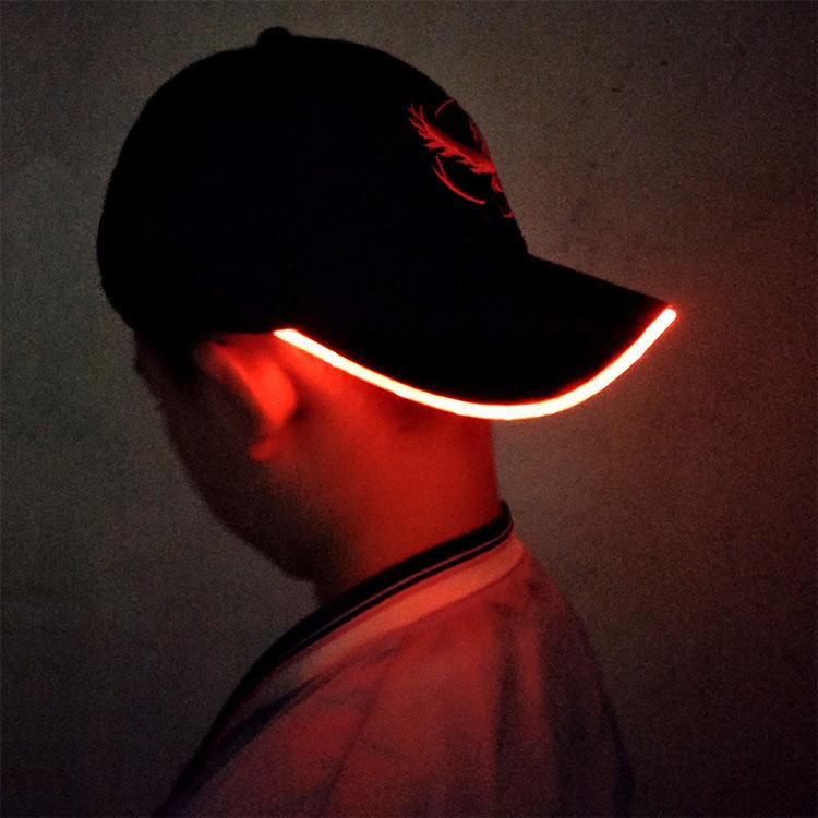 fashion_custom_kids_led_light_hat_cap_cool
