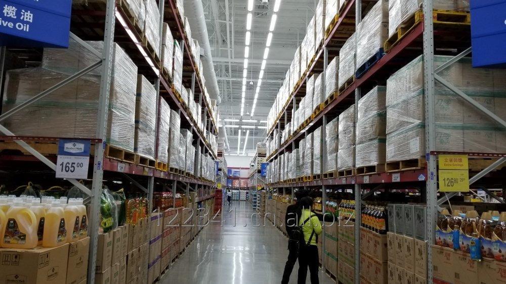 usa_q235b_steel_teardrop_pallet_rack_for_warehouse