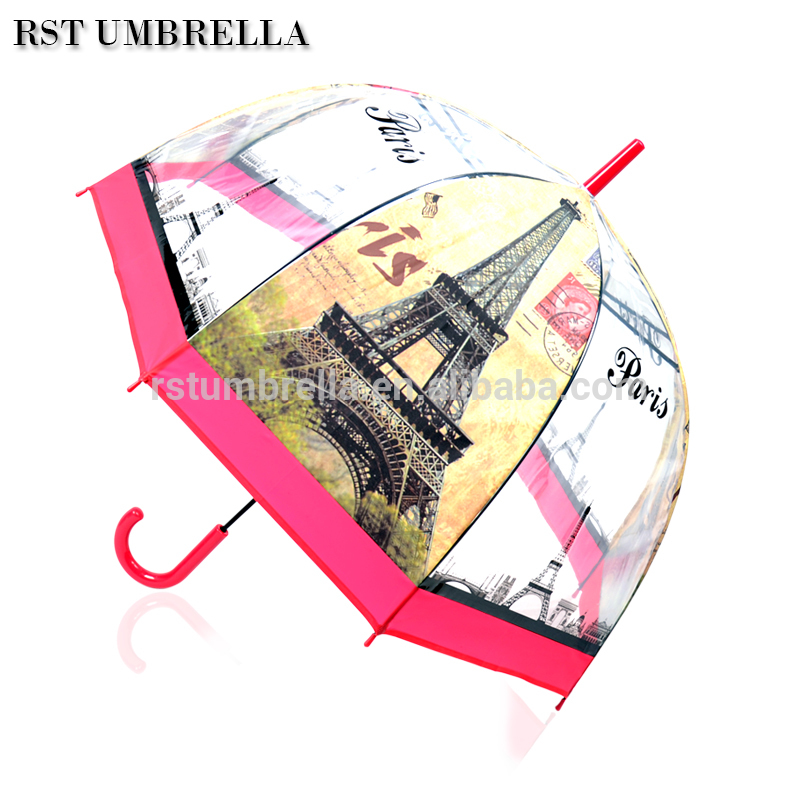 rst_promotional_cheap_clear_umbrella_printed_with