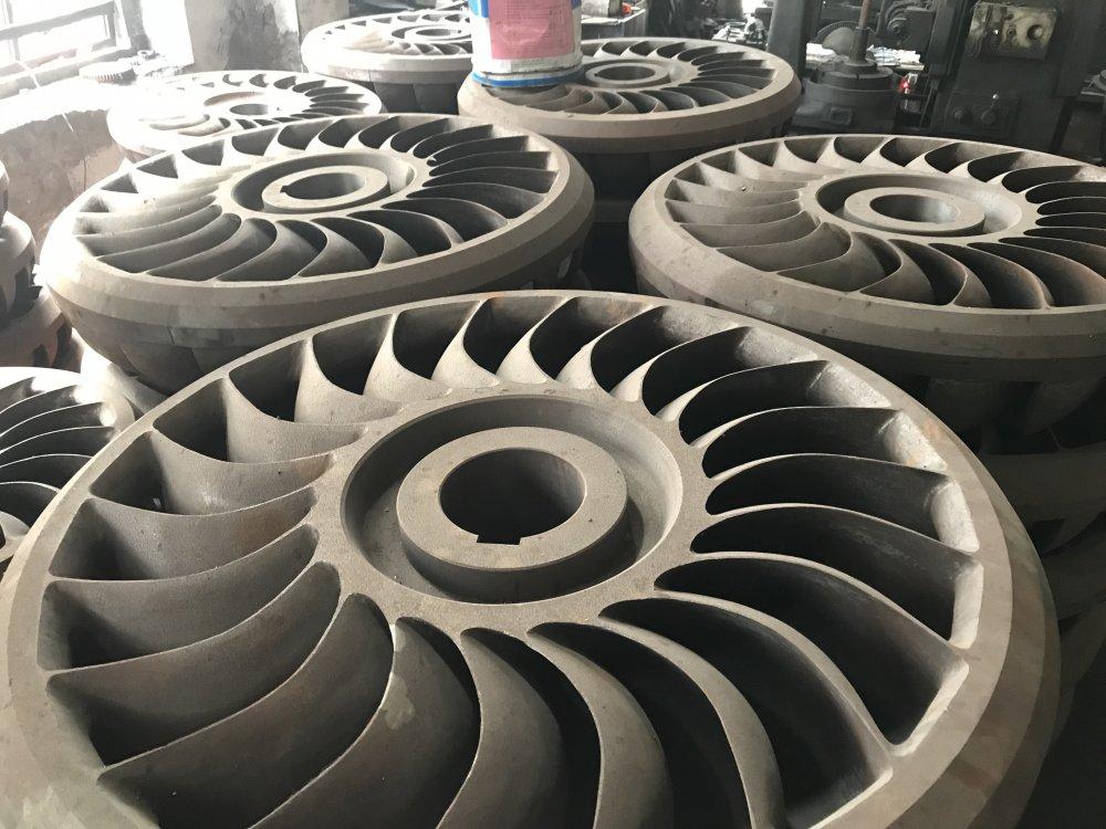 hydraulic_impulse_generator_turbine_runner